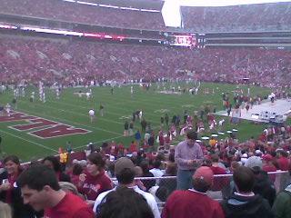 Alabama Auburn Game