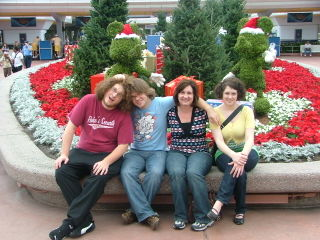Disny Christmas Trip 2008 049