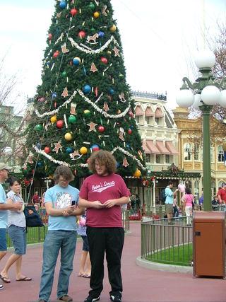 Disny Christmas Trip 2008 054