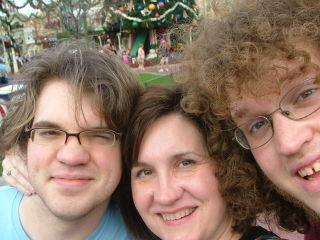Disny Christmas Trip 2008 057