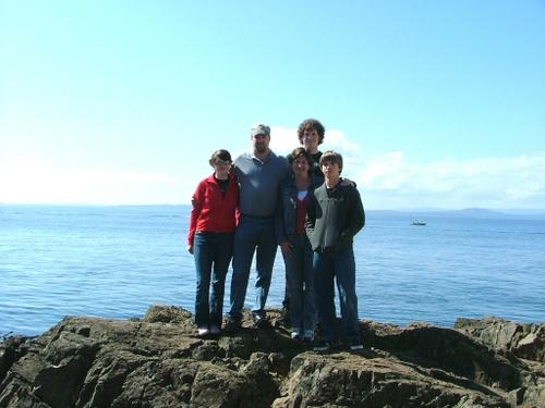 Owen Family 2004