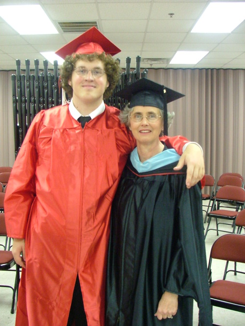 Philip and Grandmama