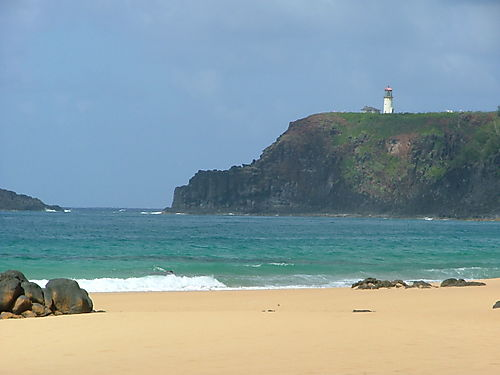 View from Secret Beach